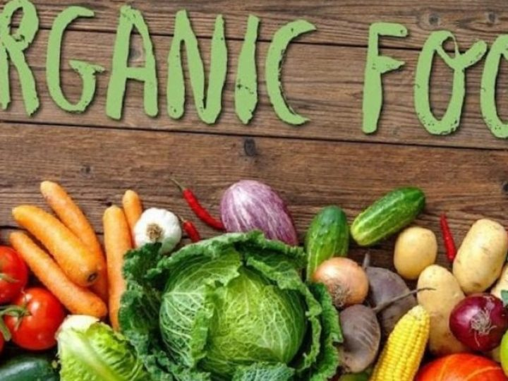 What are the benefits of organic fruits and vegetables?
