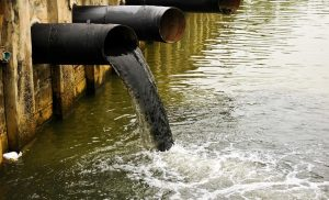 environmental pollution for chemical